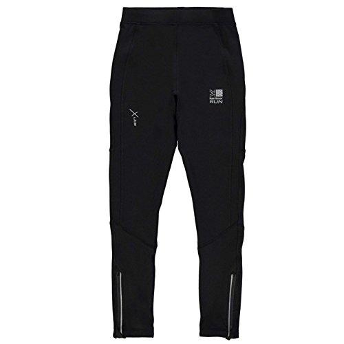 Karrimor Niños Xlite Mallas Pantalones Ajustados De Running Negro L (11-12 años)