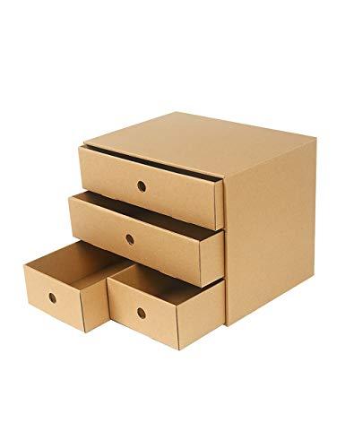 Archivadores 4 Bandeja de cajones Papel Gabinete multifunción Administrador de escritorio Armario Gabinete de seguridad Gabinete de almacenamiento de archivos Caja de almacenamiento Gabinete de archiv