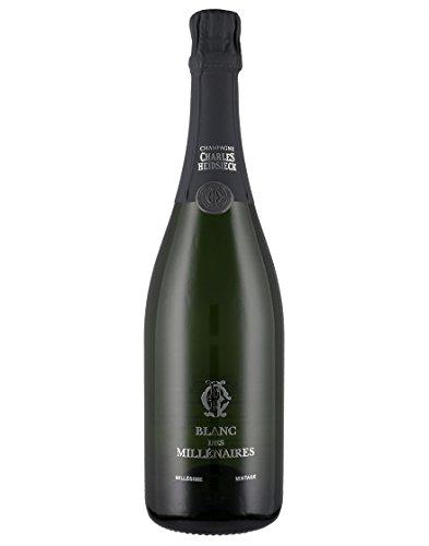 Champagne Brut AOC Blanc des Millénaires Charles Heidsieck 2006 0,75 L