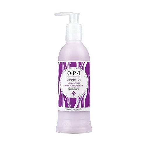 O.P.I Avojuice Hand & Body Lotion Violet Orchid, 250 ml