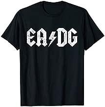 Bass Player T shirt E A D G Strings of the Bass