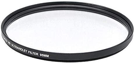 95MM Filter Ultra Violet UV Filter Tamron 150-600mm F/5-6.3, 650-1300mm f/8-16 Zoom, 500mm f/6.3 Mirror T-Mount Lens