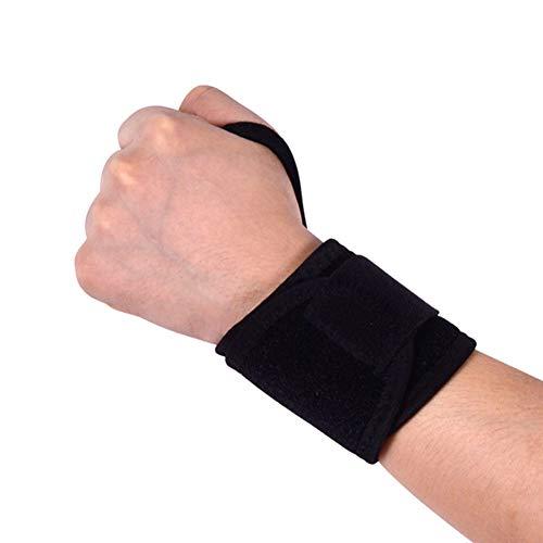 Demarkt Handgelenkbandage Handbandage - Ideal für verstauchungen beim Sport und sehnenscheidenentzündung - Wrist Wrap für Damen Herren