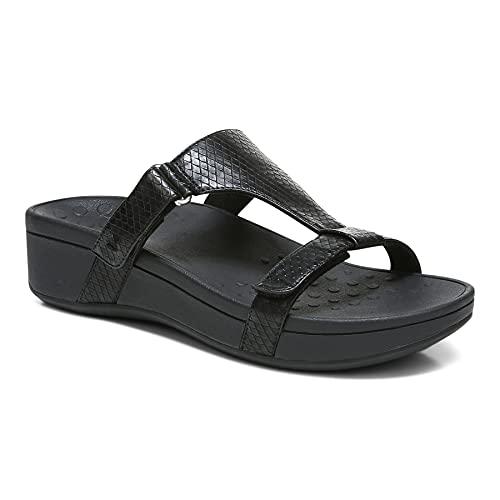 Vionic Women's Pacific Ellie Wedge Sandals - Ladies...