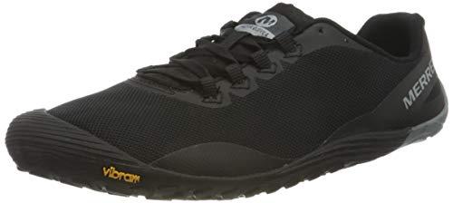 Merrell Vapor Glove 4, Chaussure athlétique Tout Sport Homme, Noir Noir, 43 EU