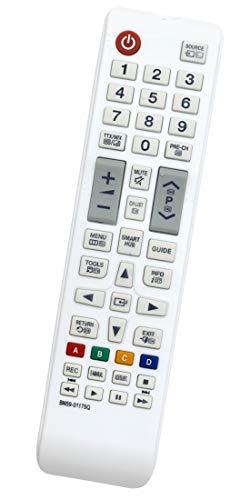 ALLIMITY BN59-01175Q Fernbedienung Ersatz für Samsung FHD TV UE32H6410 UE32LS001FU UE40H6410SS UE40JU6515 UE40JU6580 UE48JU6580 UE55H6410 UE32J4515 UE32J4580 UE48JU6515 UE55JU6515