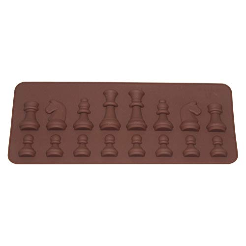Fablcrew. Backform aus Silikon in Form eines chinesischen Schachs, Schmetterlings, für Muffins, Schokolade oder Seife