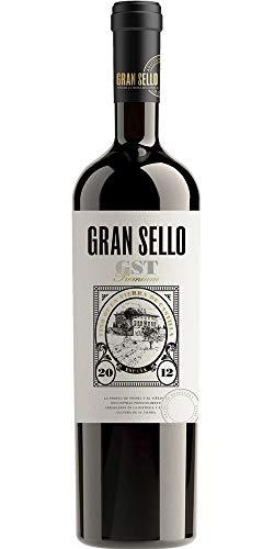 Rotwein Gran Sello Crianza GST 6 Flaschen Box VT La Mancha 75 cl