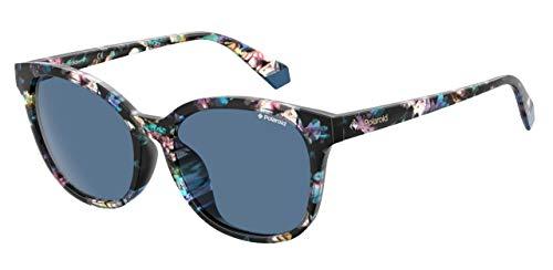 Polaroid - Gafas de sol PLD 4089 FS JBW C3 HAVANA azul lentes polarizadas