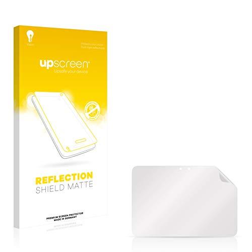 upscreen Entspiegelungs-Schutzfolie kompatibel mit HP Slate 10 HD – Anti-Reflex Bildschirmschutz-Folie Matt