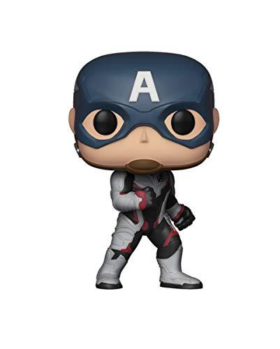 Horror-Shop Avengers Endgame-Capitán América Funko Pop! Figura