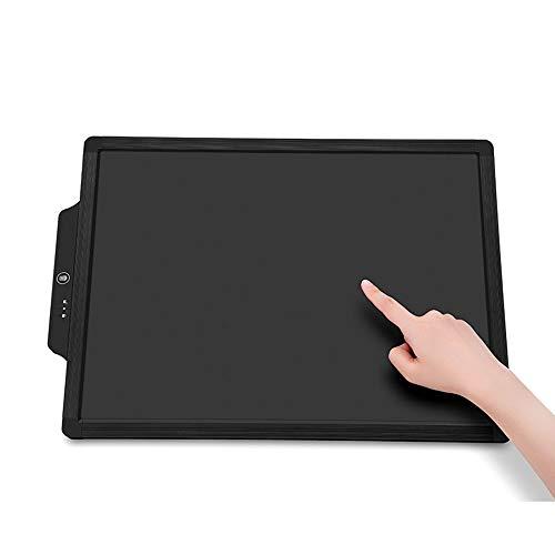 KDXBCAYKI 20 Inch LCD Tablet Kinderen Graffiti Schilderen Grote Grootte Whiteboard Pens Schrijven Board Office Vroeg Onderwijs Elektronisch Blackboard