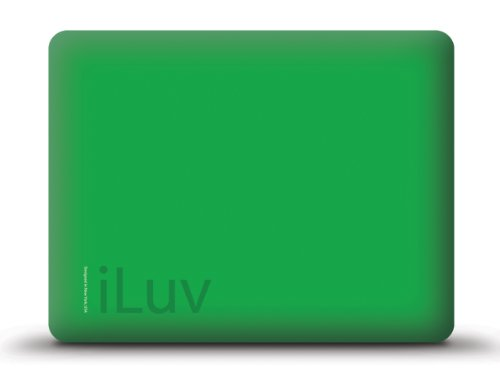 iLuv Silicone Case for iPad - Green