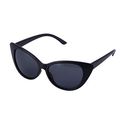 SZXCX Moda Mujer señoras Ojo de Gato clásico Estilo Vintage Rockabilly Gafas de Sol Gafas Mujer Accesorios para Gafas