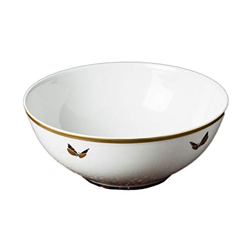 The Cocoonalist - Cuenco para ensalada de frutas, 21 cm, porcelana de...