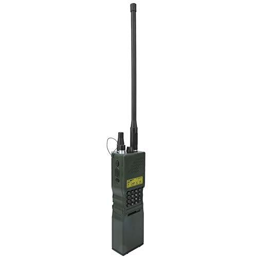 Nannday 【𝐎𝐬𝐭𝐞𝐫𝐟ö𝐫𝐝𝐞𝐫𝐮𝐧𝐠𝐬𝐦𝐨𝐧𝐚𝐭】 Kunststoff-Walkie-Modell, Green Dummy-Radio-GEH usemodell, Scope Z020 Talkie-Shell, für den Au enbereich UV-3R-Radio Erwachsene Kinder
