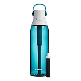Brita Hard Sided Premium Filtering Water Bottle