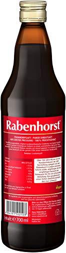 Rabenhorst Cranberrysaft - 2