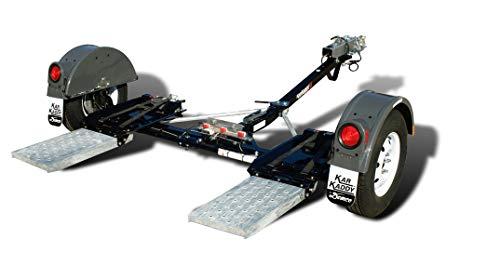 Demco 9713046 Kar Kaddy 3 Tow Dolly with Surge Brakes
