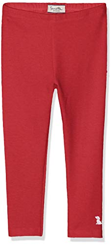 Sanetta Fiftyseven Leggings Pantalon, Rouge (Rosso 3760), 62 (Taille Fabricant: 062) Bébé Fille