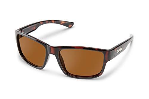 Suncloud unisex Contemporary Sunglasses, Havana...