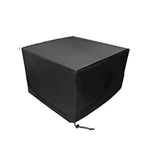 HUOGUOSHU Cubierta de Exterior Funda Protectora, Funda Muebles Patio, Cubierta Oxford de Exterior 210D de Alta Resistencia Anti-Uv A Prueba de Viento, para SofáS y Sillas de Exterior