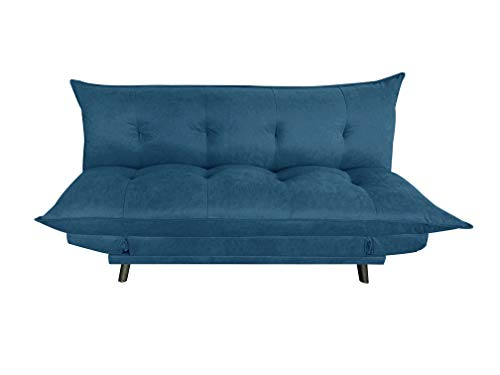 MUEBLIX.COM Sofa Cama Puma - Azul