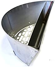 """Slow 'N Sear Deluxe for 22"""" Charcoal Grill from SnS Grills"""