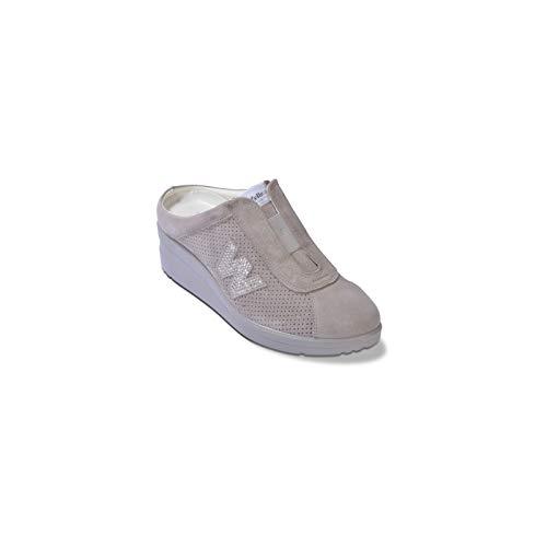 Melluso R20155 - Donna - Walksabot, Renna Pietra, 39