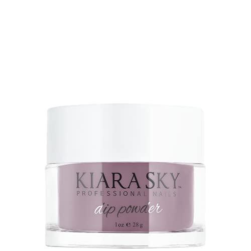 Kiara Sky Dip Dipping Powder D509 Warm Lavender 1 oz by Kiara Sky