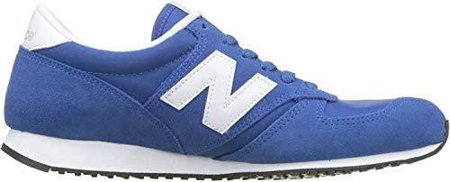 New Balance Unisex-Erwachsene U420V1 Sneaker, Blau (Blue/White), 44 EU