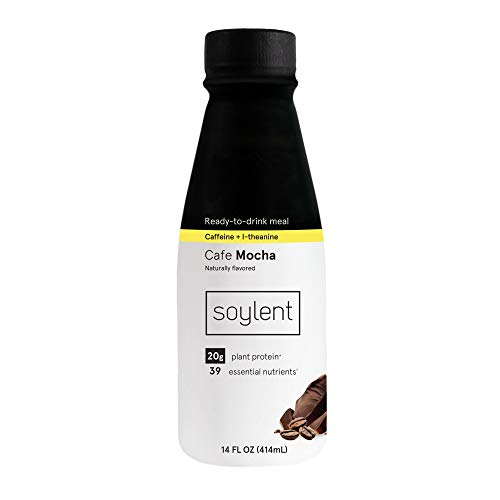 Soylent Protein Meal Replacement Shake