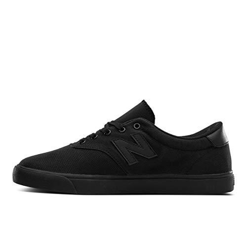 New Balance mens All Coasts 55 V1 Sneaker, Black, 8.5 US
