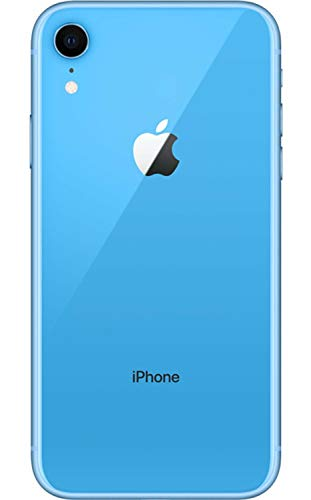 Apple iPhone XR, 64GB, Blue - For AT&T (Renewed)