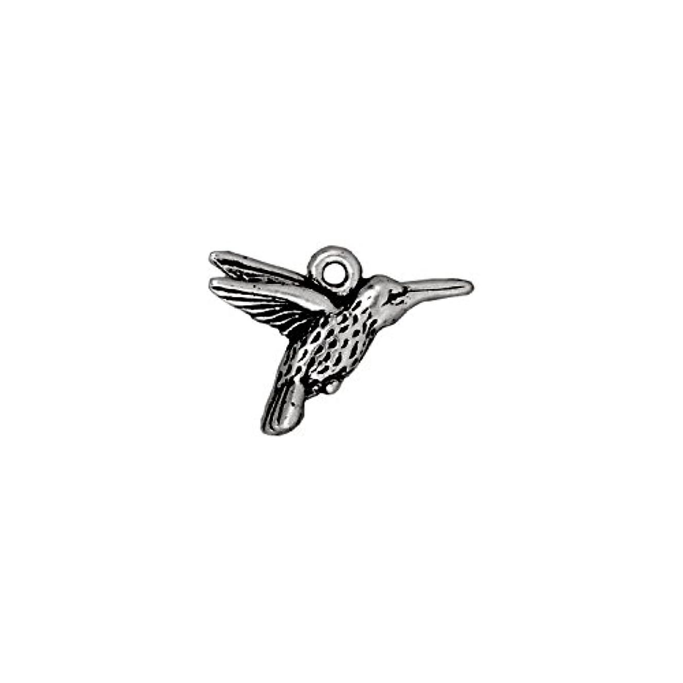 TierraCast Hummingbird Charm