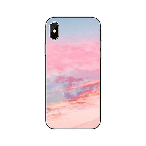 Pink Aesthetic - Carcasa de silicona para iPhone 5, 5S, SE, 6, 6Plus, 7 Plus, 8 Plus, X, XS, XS, XR, XS Max 11, para iPhone 11 Pro Max-T19080508-12.Jpg-for iPhone 11Pro Max