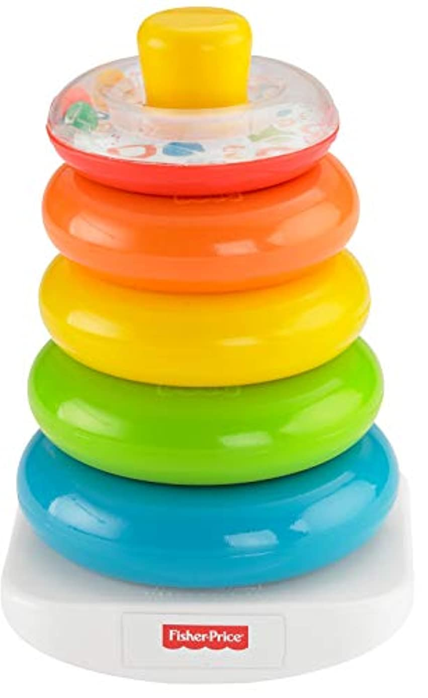 Fisher-Price Brilliant Basics Rock-a-Stack ctz7840154