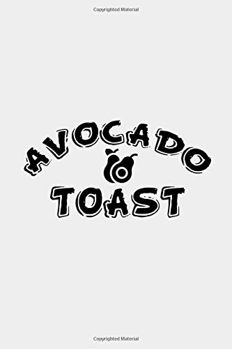 Avocado Toast.: Daily Planner With Date & Time