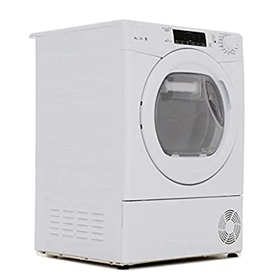 Candy GSVC10TE 10kg Freestanding Condenser Tumble Dryer With EasyCare - White