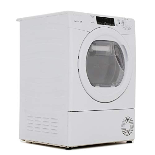 Candy GSVC10TE Smart 10kg Freestanding Condenser Tumble Dryer With EasyCare - White