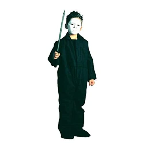 Jason Voorhees Costume Kids Amazon Com