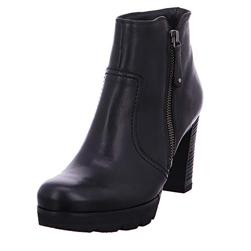 Paul Green Damen Stiefeletten Schlichter Ankle Boot 9384-003 schwarz 544569