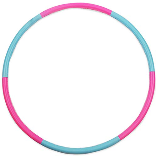 Buy Bargain FunPa Sport Hoop Detachable Workout Hoop Fitness Hoop Dance Hoop for Kids