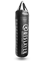 Buy Outslayer 80lb Punching Bag on Amazon for home gym professional