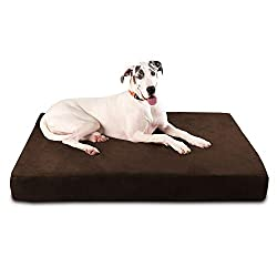 "Best Rated Orthopedic Dog Beds - Big Barker 7"" Orthopedic Dog Bed"