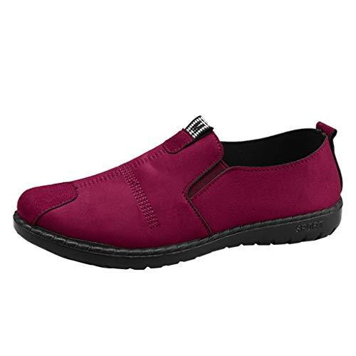 Posional Zapatos Deporte Mujer Zapatillas Deportivas Correr Gimnasio Casual Zapatos para Caminar...