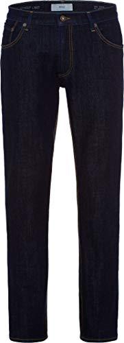 BRAX Herren Style Chuck Five-pocket-jeans Hochelastische Hi-flex-denim Modern Fit Jeans, Blau (Raw Blue 23), 40W / 32L