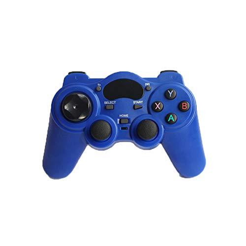 Gamepad - Mando inalámbrico para juegos de 2,4 G con doble vibración para tableta, teléfono, PC, TV