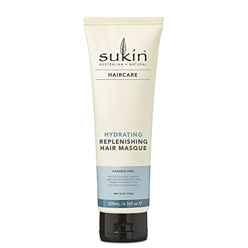 Sukin Replenishing Hair Masque, 200 ml
