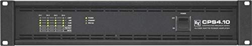 Great Deal! Electro-Voice EV 2 Rack 4 Space 4CH Power AMP 4x1000@2